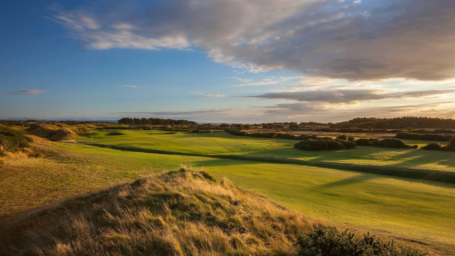 Dundonald links course